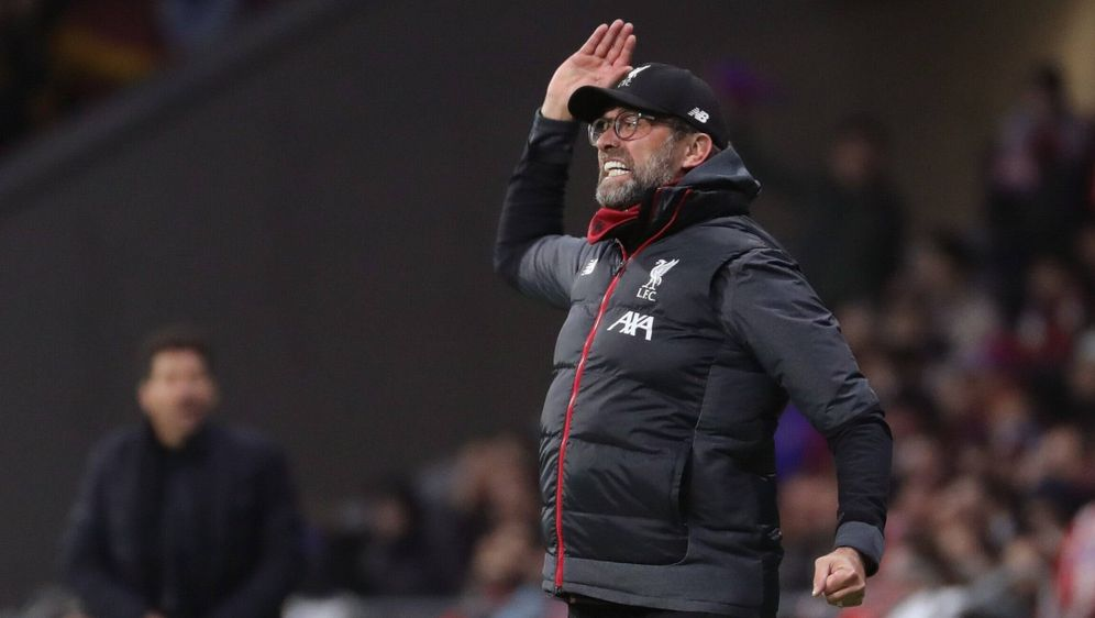 Klopp und Liverpool droht Champions-League-Aus - Bildquelle: imago