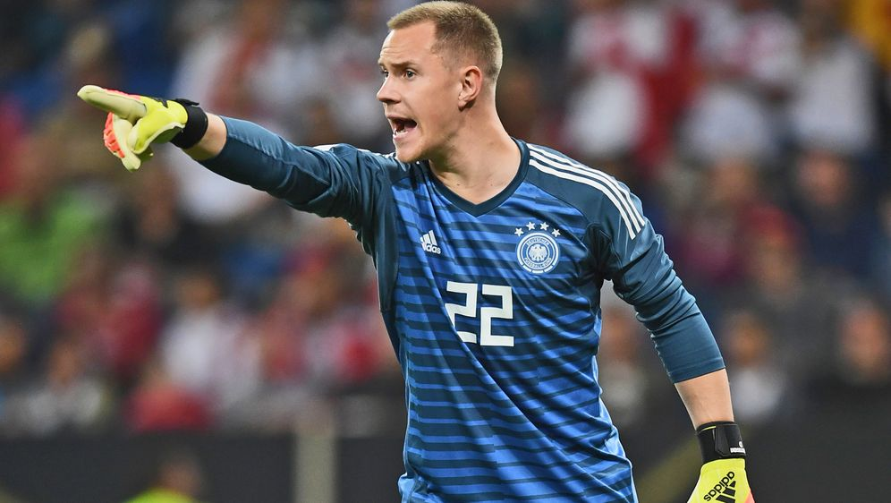 Die Qualifikation ist mit dem Sieg gegen Weißrussland bereits geschafft. Nun... - Bildquelle: 2018 Getty Images