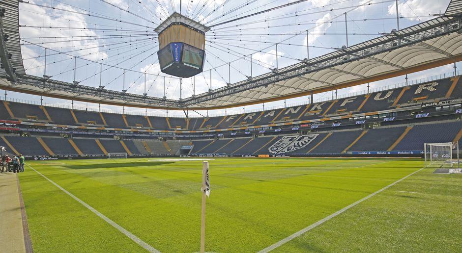 EM-Stadion: Commerzbank Arena Frankfurt - Bildquelle: Getty Images