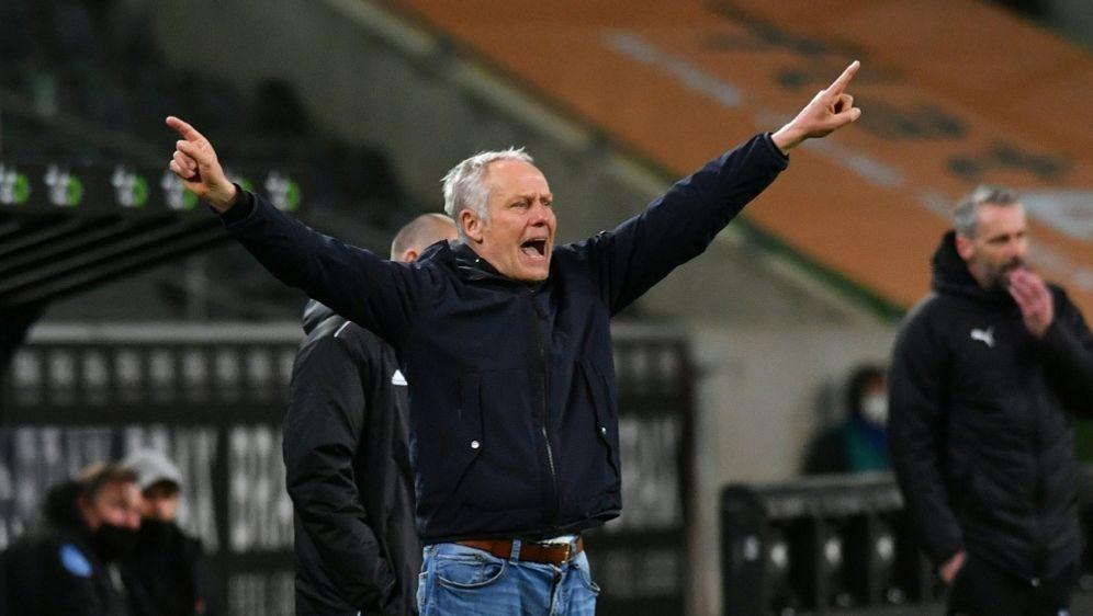 Streich trifft mit Freiburg auf Hertha BSC - Bildquelle: AFPSIDUWE KRAFT