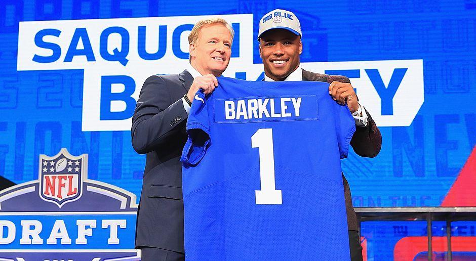 Platz 17: New York Giants - Bildquelle: 2018 Getty Images