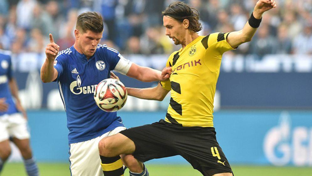 Dortmund Gegen Schalke Heute