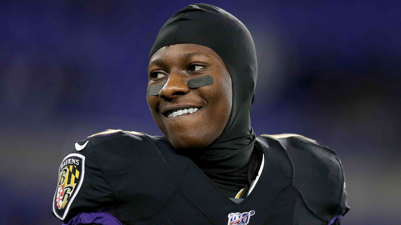 Baltimore Ravens: Marquise Brown - Bildquelle: getty