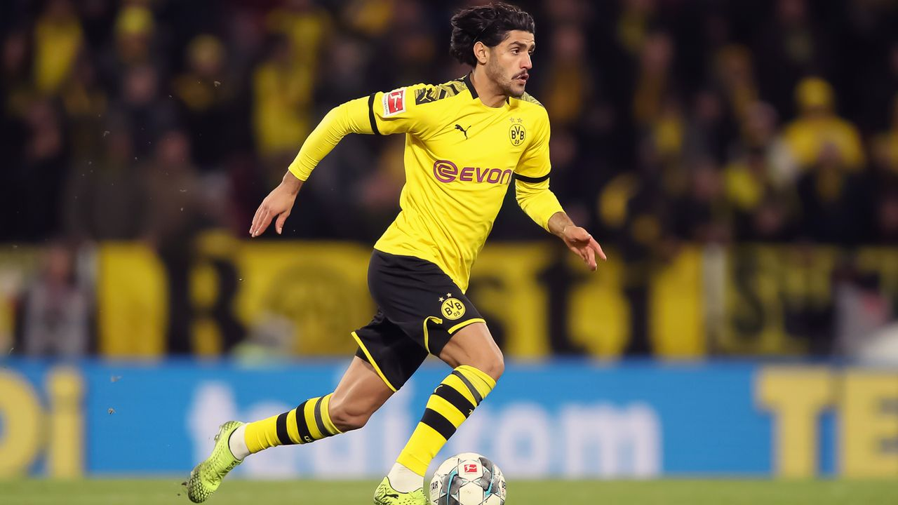 Mahmoud Dahoud (Borussia Dortmund) - Bildquelle: 2019 Getty Images
