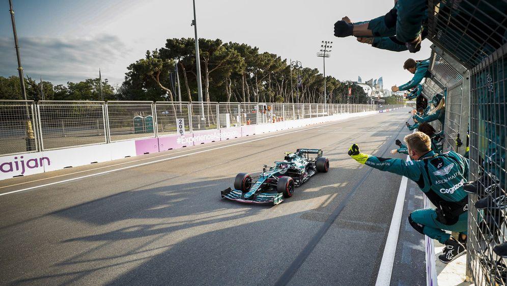 Sebastian Vettel - Bildquelle: Motorsport Images