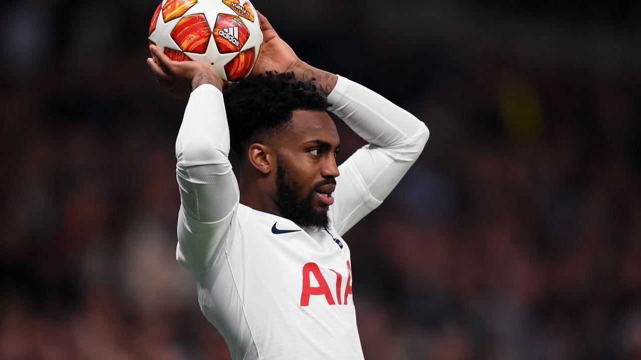 Abwehr - Danny Rose (Tottenham Hotspur) - Bildquelle: 2019 Getty Images