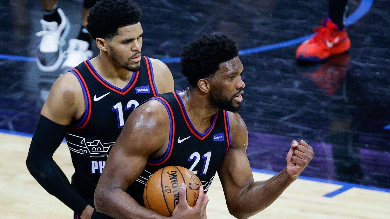 Eastern Conference - 1. Rang: Philadelphia 76ers - Bildquelle: Getty Images