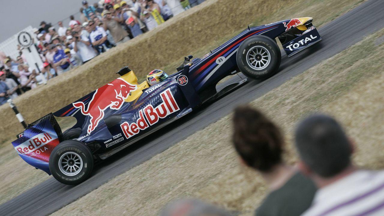 Red Bull RB1 (2005) - Bildquelle: imago sportfotodienst