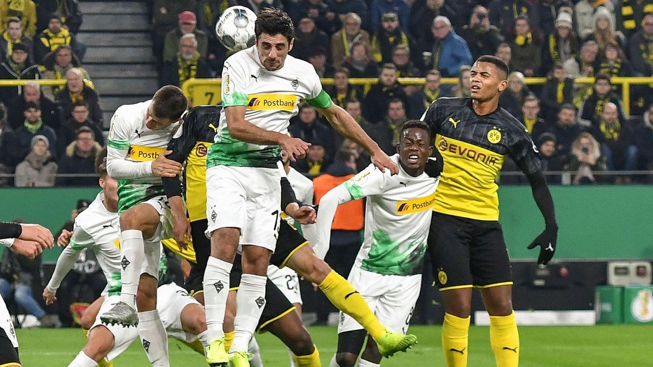 Lars Stindl (Borussia Mönchengladbach) - Bildquelle: imago