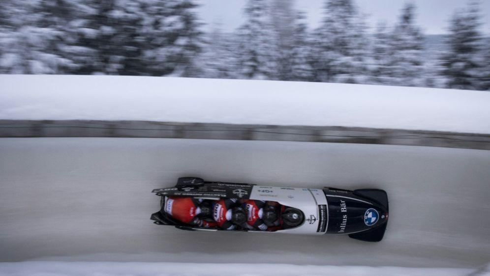 Christoph Langen verlässt die Schweizer Bob-Mannschaft - Bildquelle: AFPSIDODD ANDERSEN