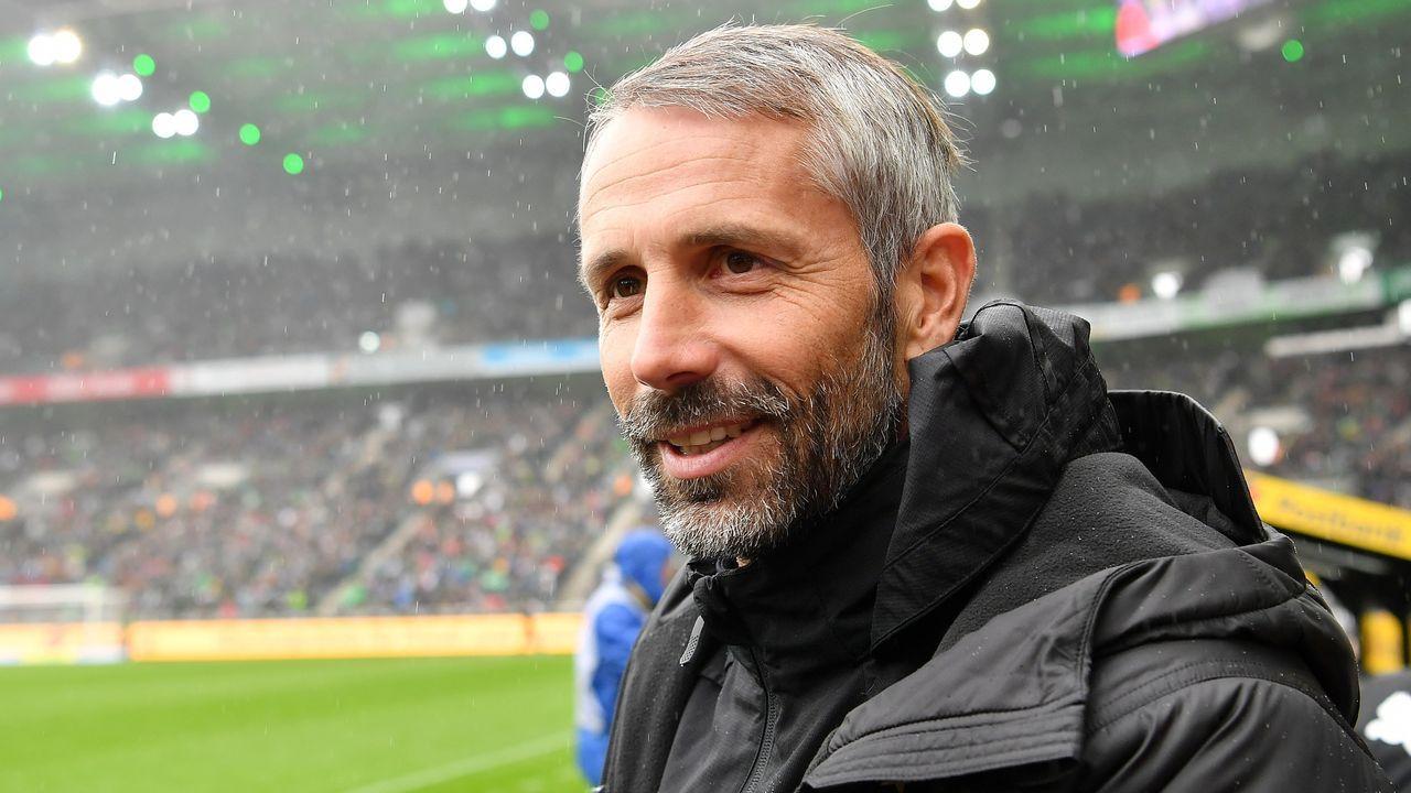 Marco Rose (Borussia Mönchengladbach) - Bildquelle: getty images