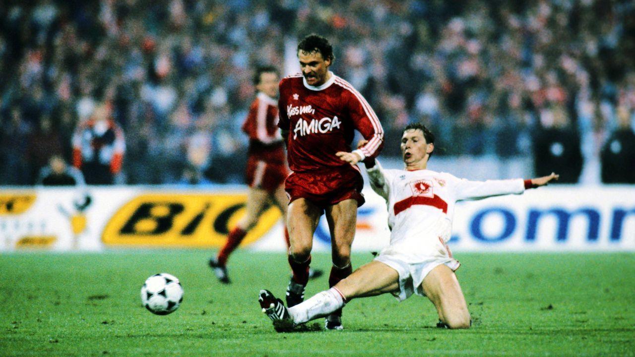 Saison 1990/91 - Bildquelle: Imago Images