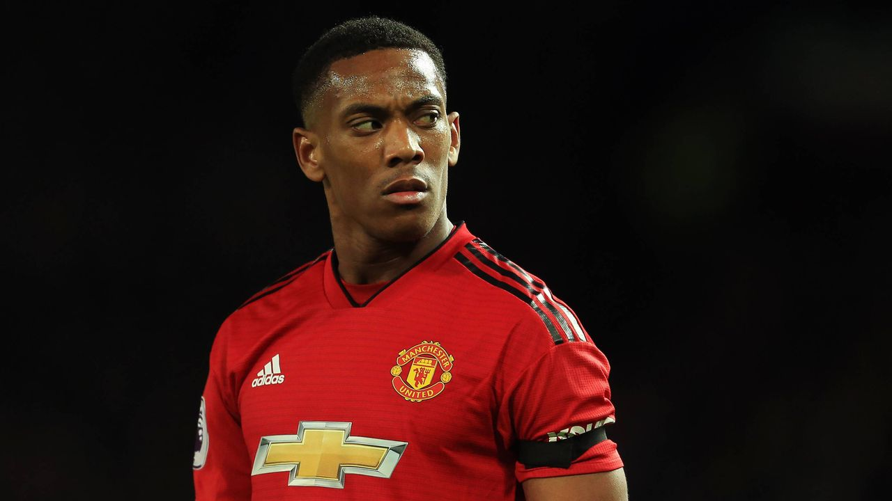 Anthony Martial (Manchester United) - Bildquelle: imago