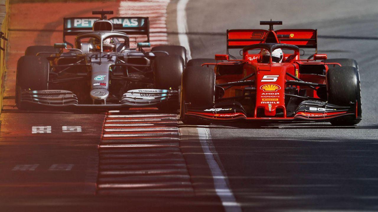 Weniger Abtrieb - mehr Zweikämpfe - Bildquelle: imago images / Motorsport Images