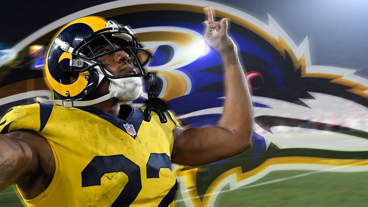 Marcus Peters (Baltimore Ravens) - Bildquelle: Getty Images