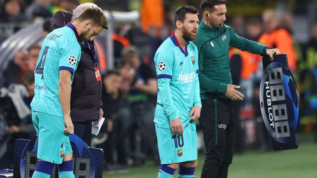 Ivan Rakitic (FC Barcelona) - Bildquelle: getty
