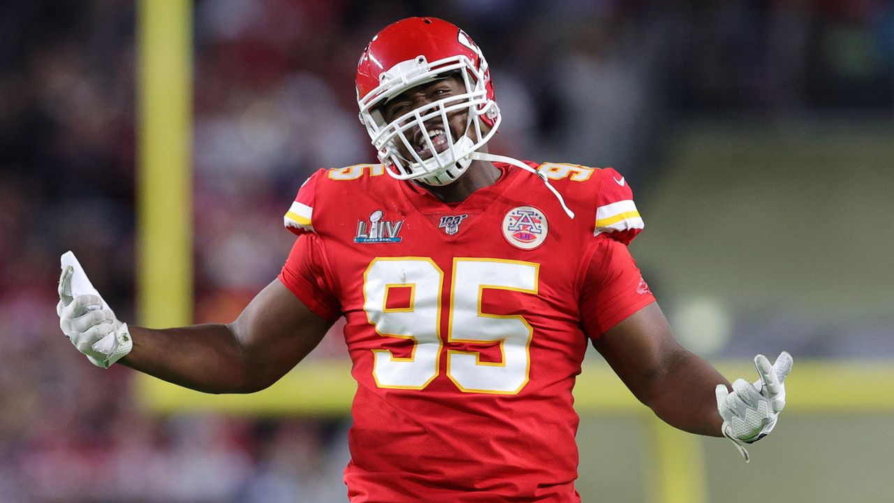 Chris Jones (Kansas City Chiefs) - Bildquelle: 2020 Getty Images