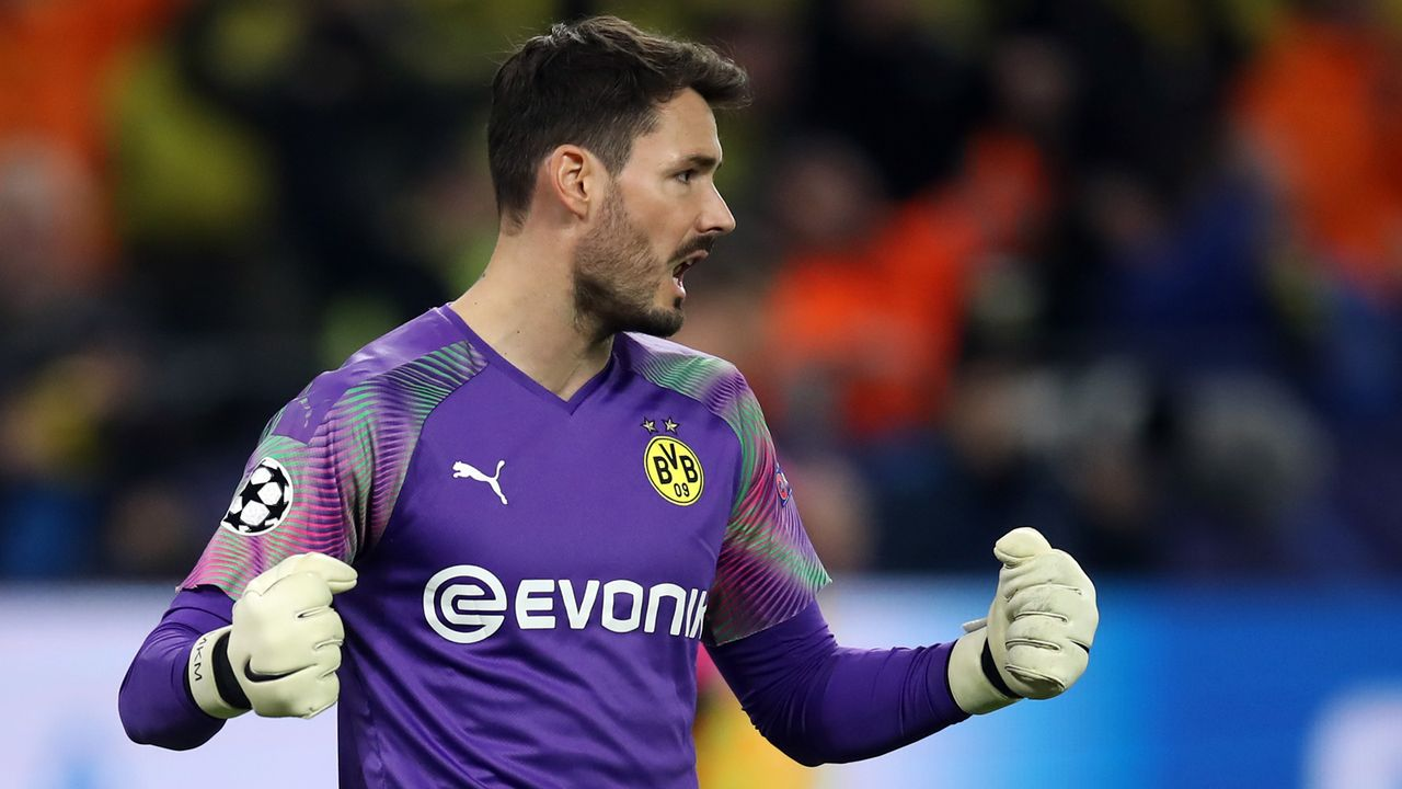 Roman Bürki - Bildquelle: 2020 Getty Images