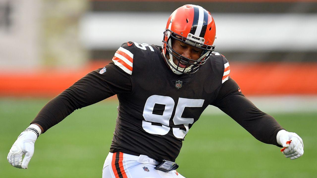 Myles Garrett (Cleveland Browns) - Bildquelle: 2020 Getty Images