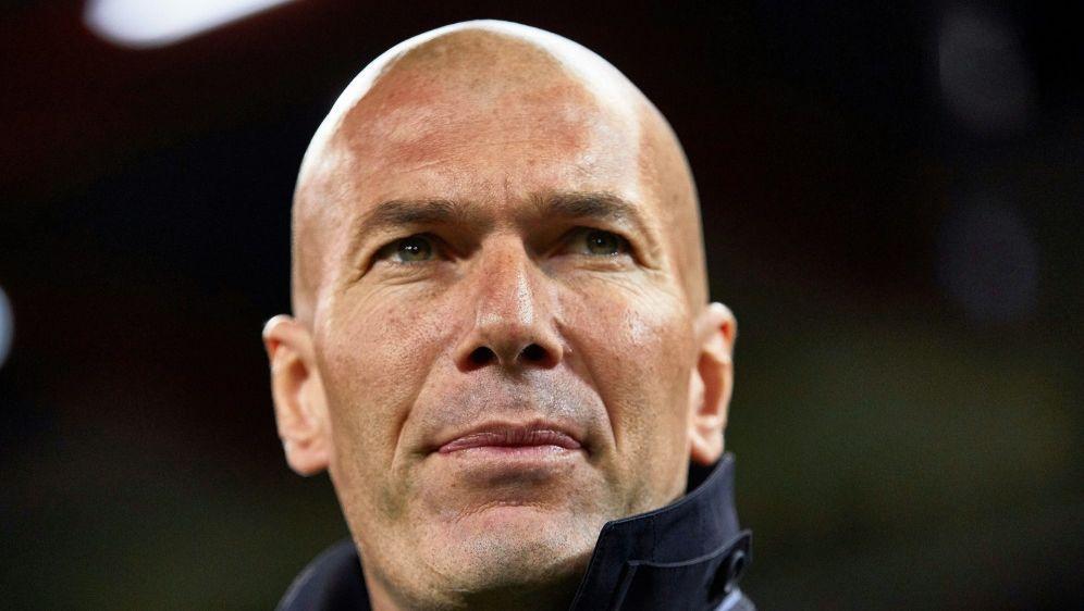 Real unterlag erstmals seit der Rückkehr Zidanes - Bildquelle: PIXATHLONPIXATHLONSID