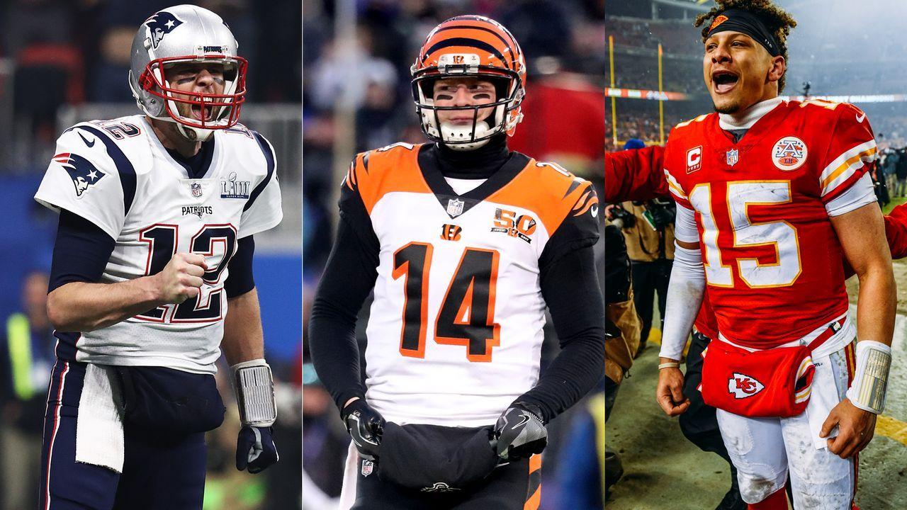 Wettquoten: Welches NFL-Team bleibt 2019 am längsten ungeschlagen? - Bildquelle: Getty