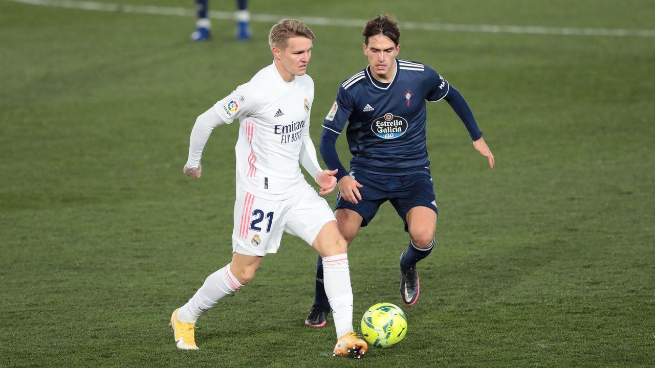 Martin Ödegaard (Real Madrid) - Bildquelle: Getty