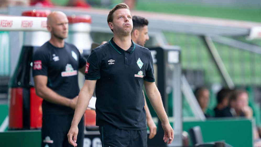 Florian Kohfeldt spielt mit Werder Bremen in der Relegation gegen Heidenheim... - Bildquelle: imago