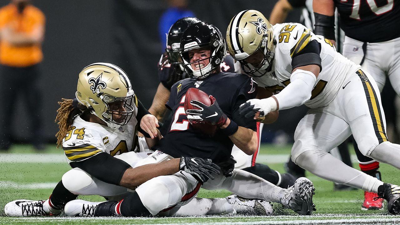 Marcus Davenport, Defensive End, New Orleans Saints - Bildquelle: Getty Images