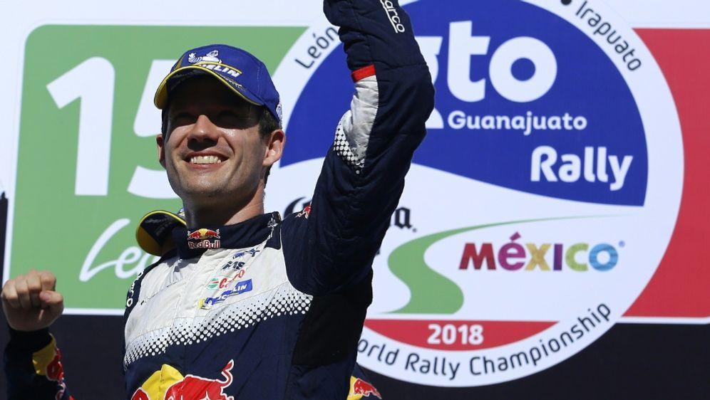 Rallye-WM: Sebastian Ogier verlässt Citroen - Bildquelle: AFPSIDULISES RUIZ