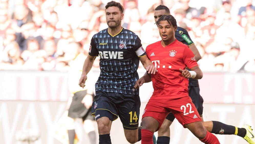 Heute live: In der Bundesliga treffen der 1. FC Köln und der FC Bayern aufei... - Bildquelle: Imago