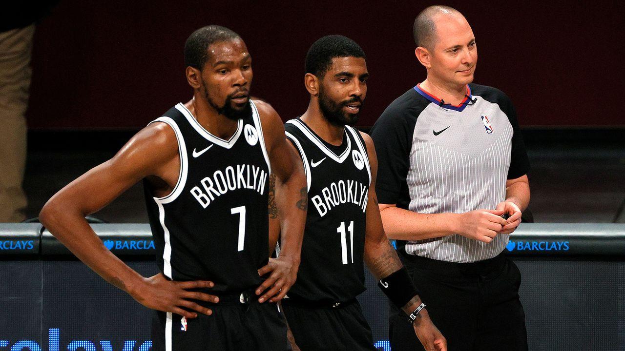 Platz 5 - Brooklyn Nets - Bildquelle: Getty Images