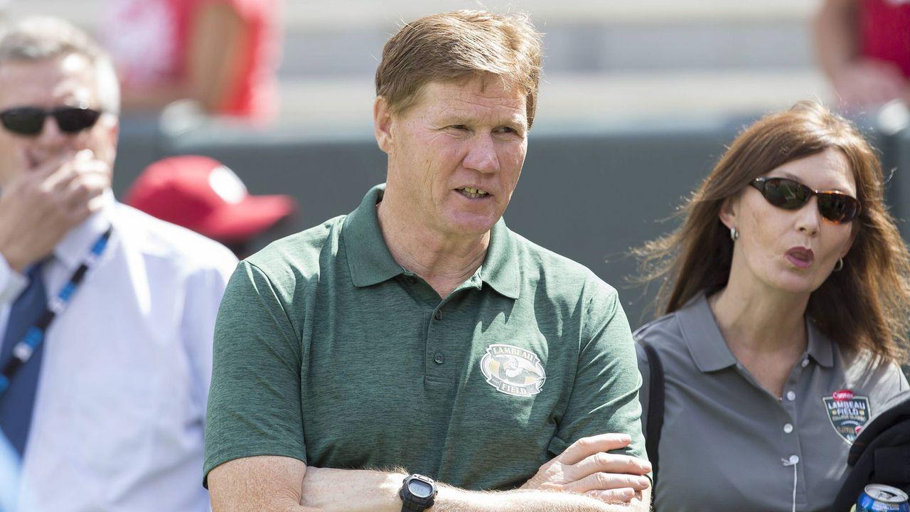 Green Bay Packers - Green Bay Packers Inc.  - Bildquelle: imago/ZUMA Press
