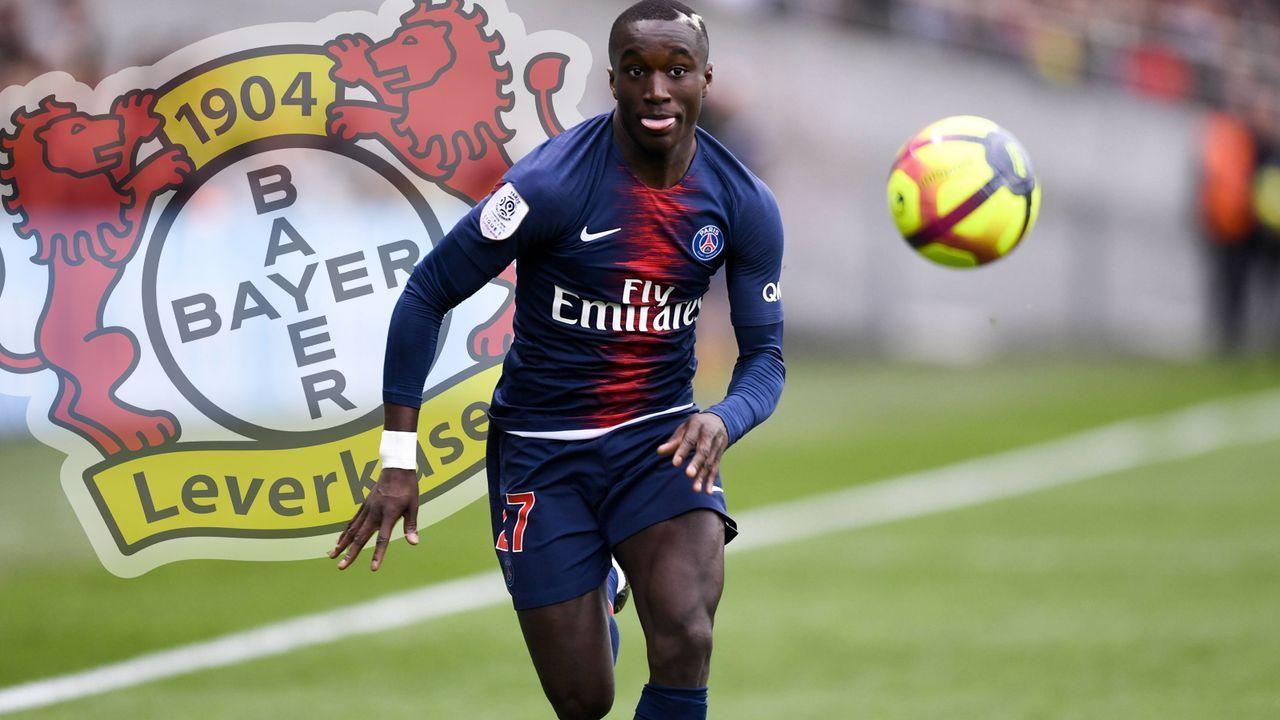 Moussa Diaby (Bayer 04 Leverkusen) - Bildquelle: imago