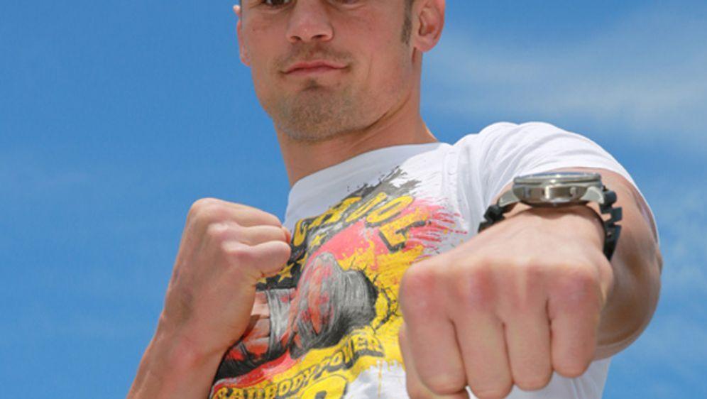 Robert Stieglitz geht mit großer Motivation in den Kampf gegenFelix Sturm - Bildquelle: SES Sport Events
