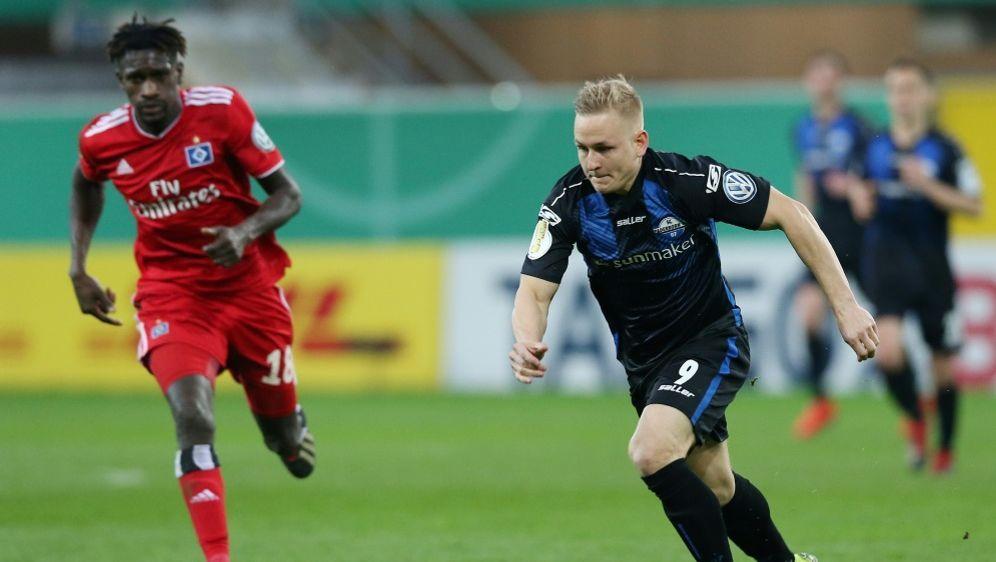 Kai Pröger hat seinen Vertrag in Paderborn verlängert - Bildquelle: FIROFIROSID
