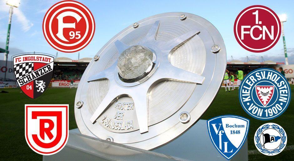 Das Aufstiegsrennen der zweiten Liga - Bildquelle: 2011 Getty Images