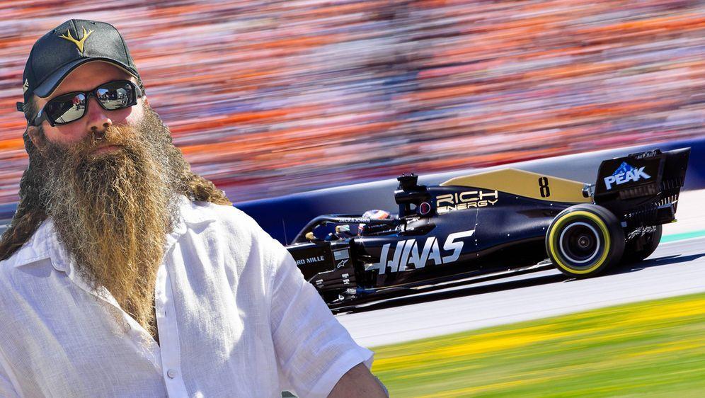 Wie ein dubioser Hochstapler das Haas-Team getäuscht und vorgeführt hat: Die... - Bildquelle: Imago