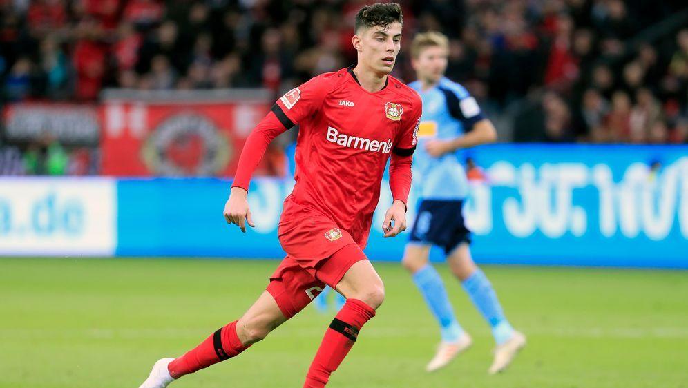Havertz wird Leverkusen wohl vor Vertragsende verlassen - Bildquelle: Imago