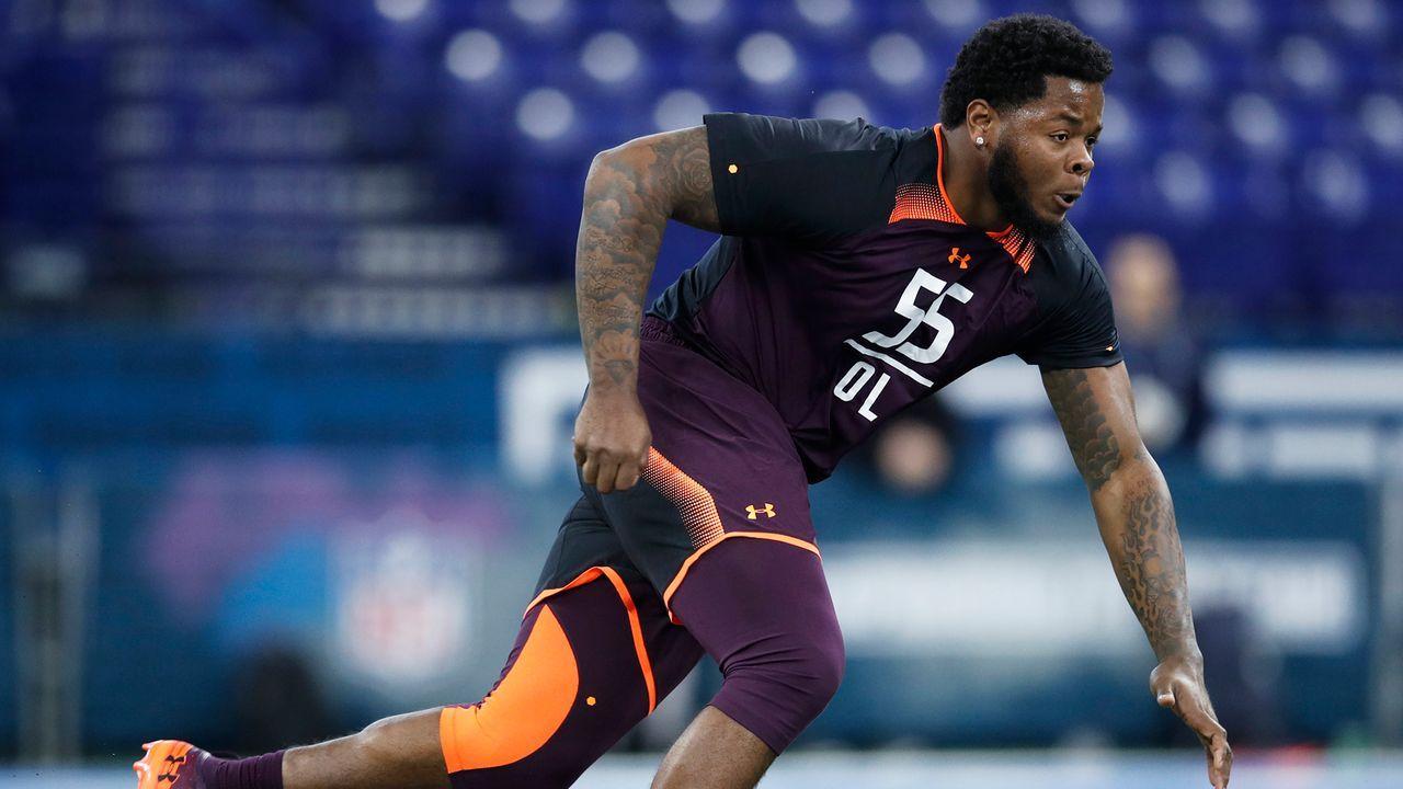 7. Pick: Jawaan Taylor - Jacksonville Jaguars - Bildquelle: 2019 Getty Images