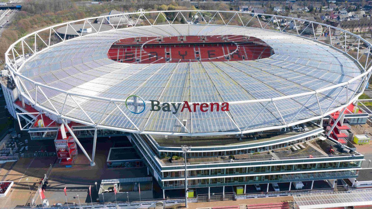 Bayer 04 Leverkusen - Bildquelle: imago images/Kirchner-Media