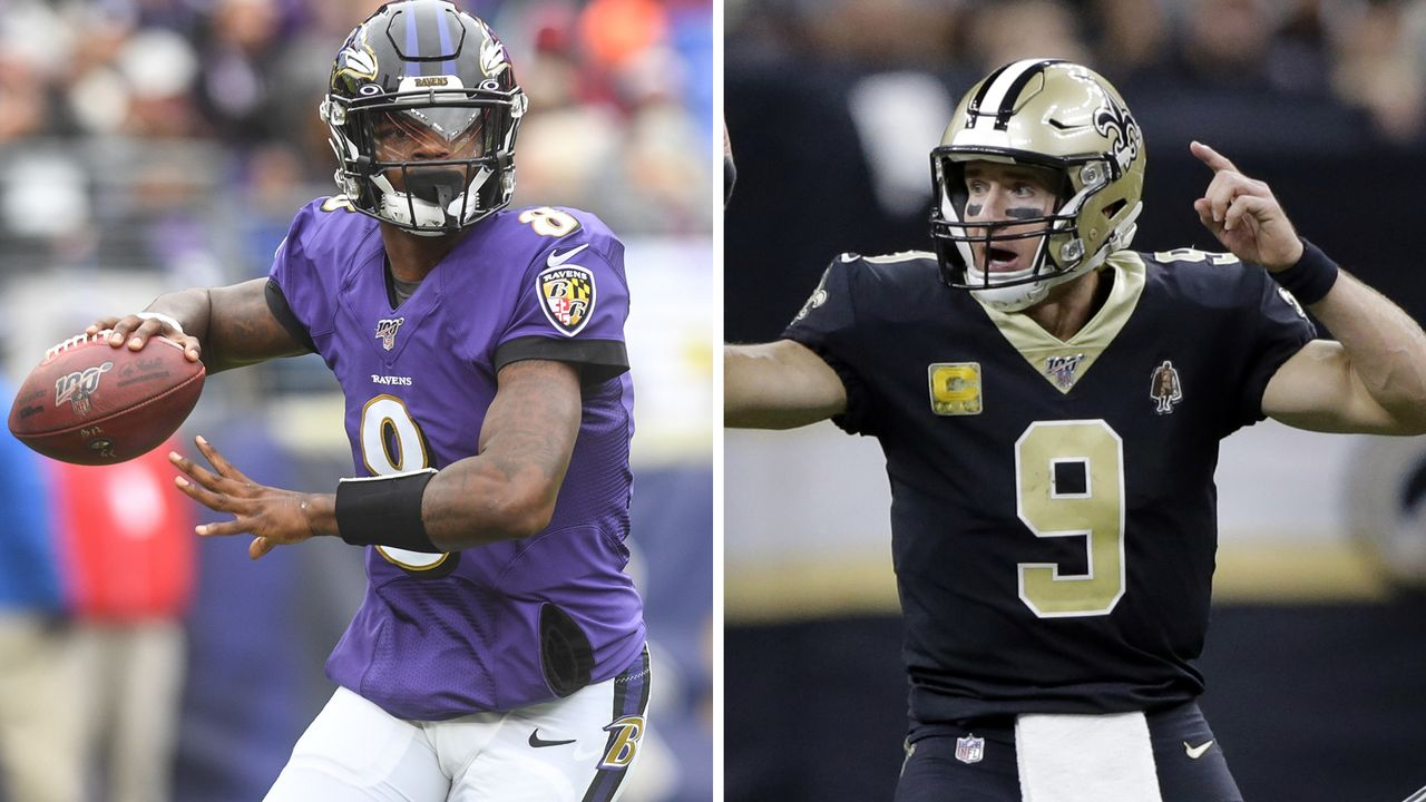 Baltimore Ravens vs. New Orleans Saints - Bildquelle: imago