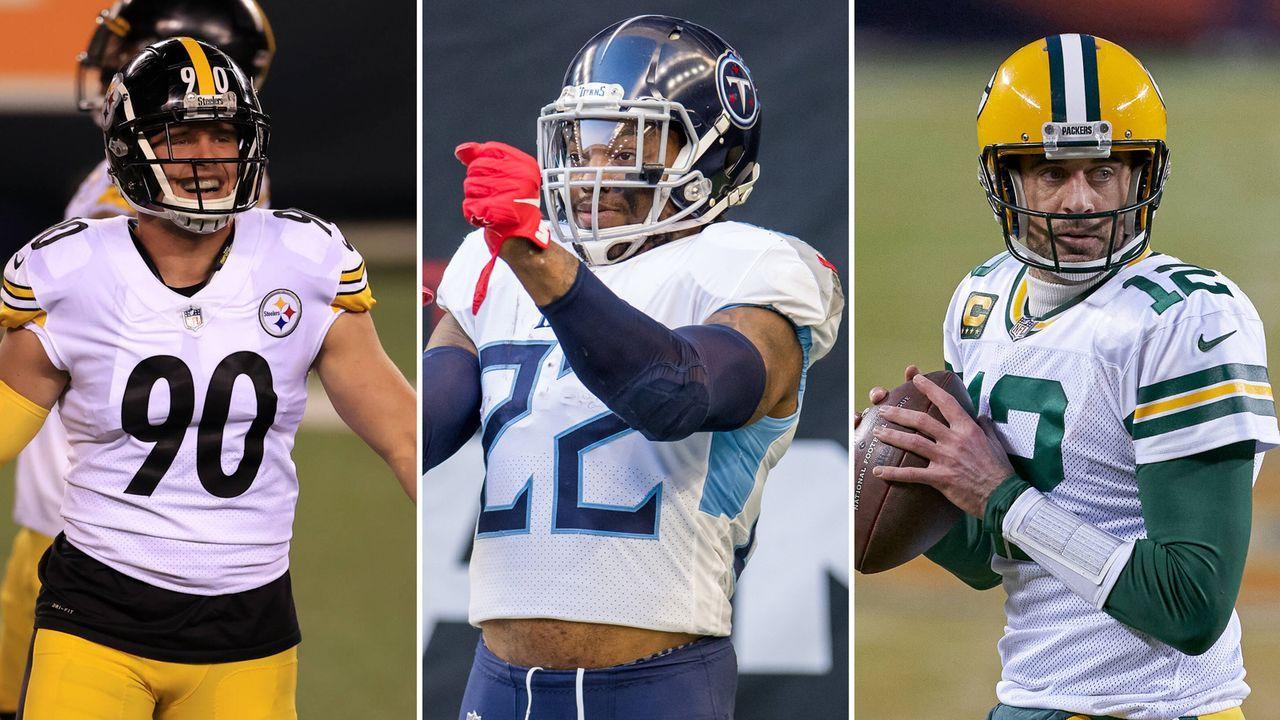 NFL: Das All-Pro Team der Saison 2020 - Bildquelle: imago images