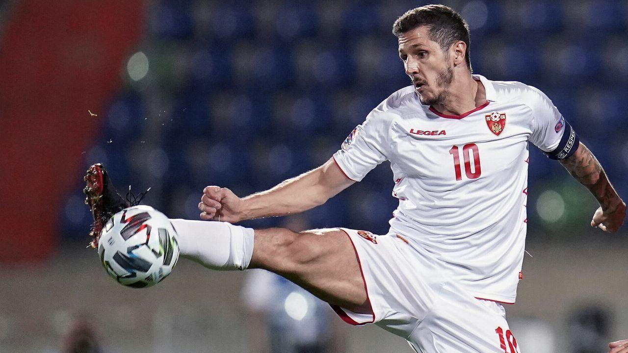 Stevan Jovetic (Montenegro) - Bildquelle: imago images/Gerry Schmit
