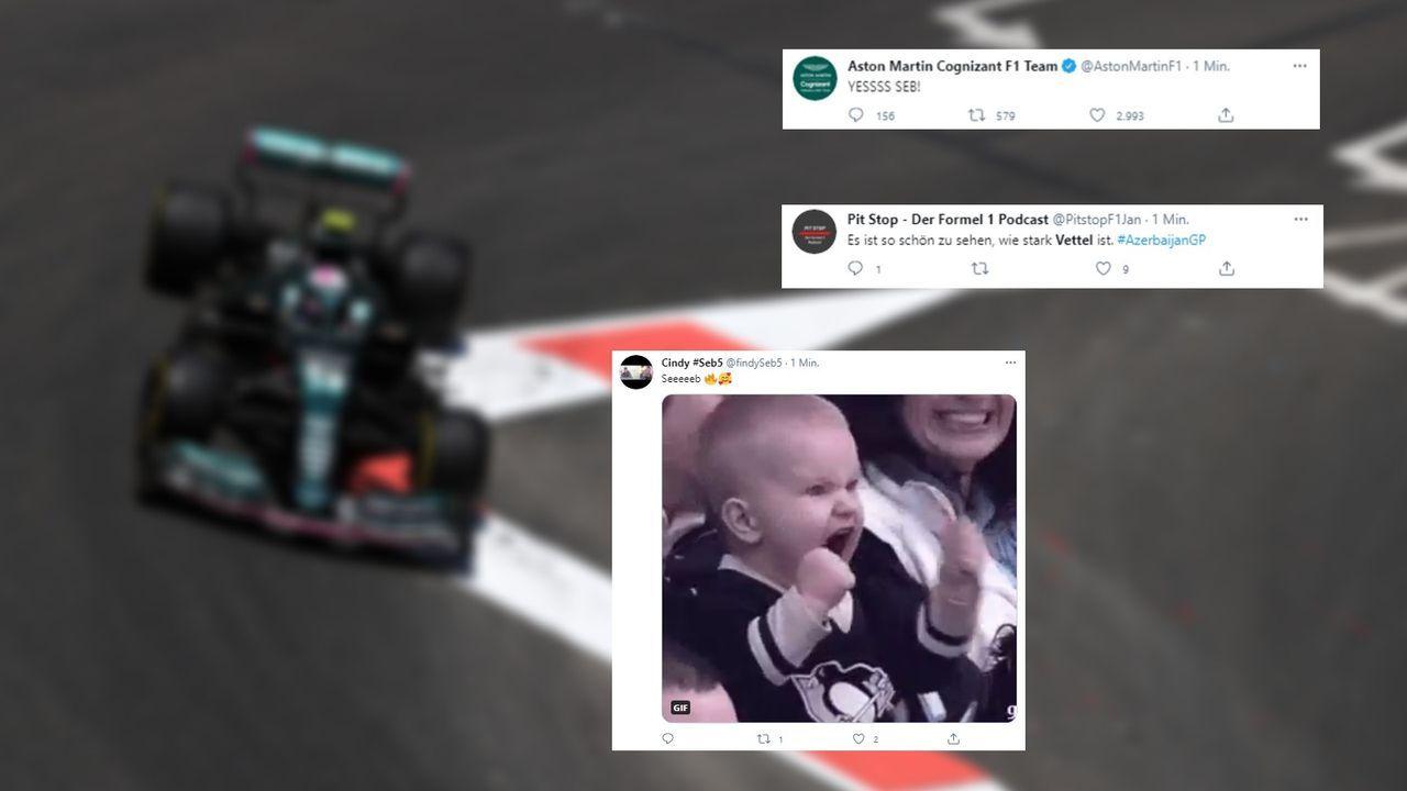 Vettel bärenstark - Bildquelle: Getty