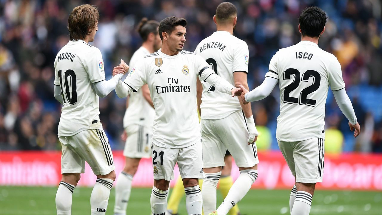 Real Madrid - Bildquelle: 2019 Getty Images