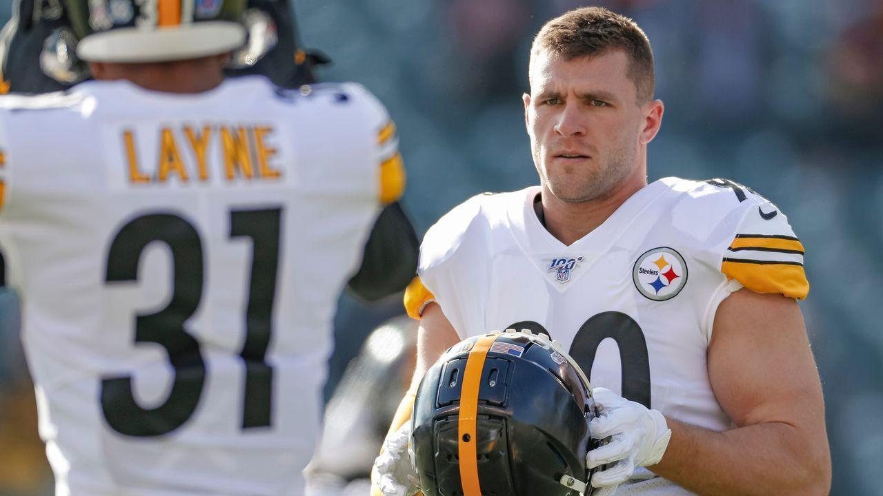 Pittsburgh Steelers - Was wird aus T.J. Watt? - Bildquelle: 2019 Getty Images