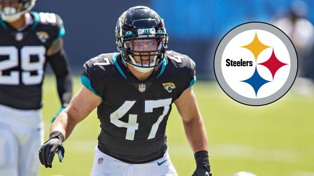 Joe Schobert (Pittsburgh Steelers) - Bildquelle: Getty Images
