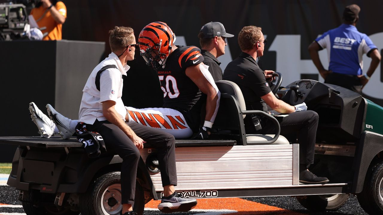 Jordan Evans (Cincinnati Bengals) - Bildquelle: Getty