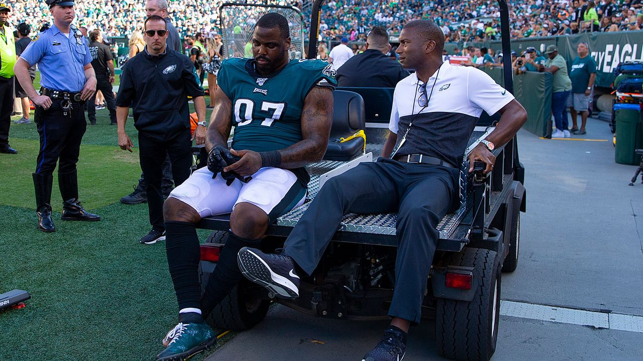 Malik Jackson (Philadelphia Eagles) - Bildquelle: 2019 Getty Images