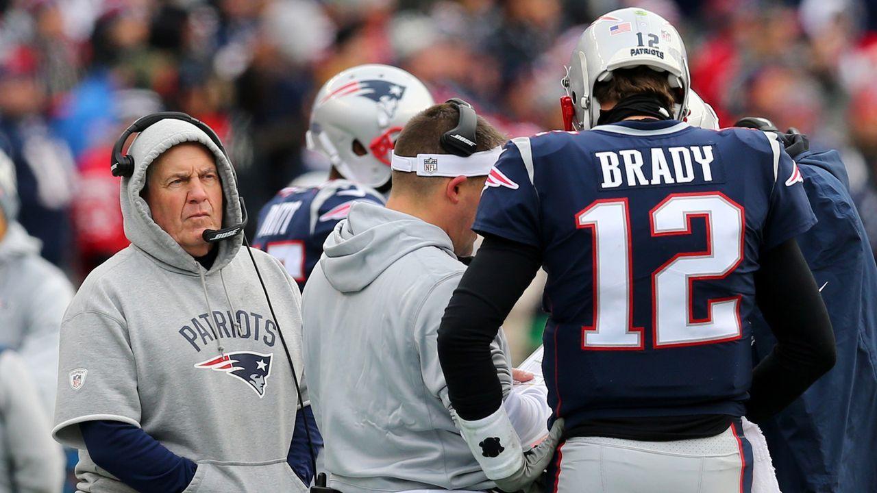 New England Patriots - Bildquelle: 2017 Getty Images